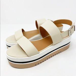 Steve Madden Adora Platform Sandals 8.5